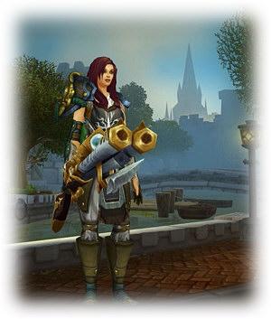 My Main toon on World of Warcraft