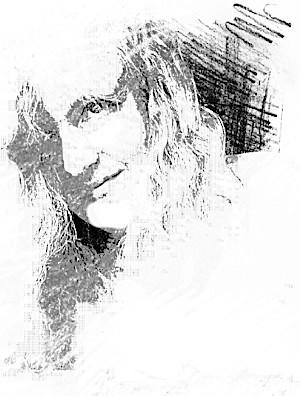 sketch of Barb